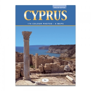 Cyprus Travel Book In English