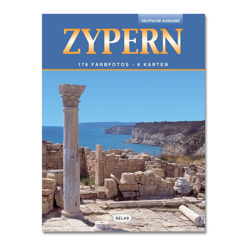 Cyprus Travel Book In German