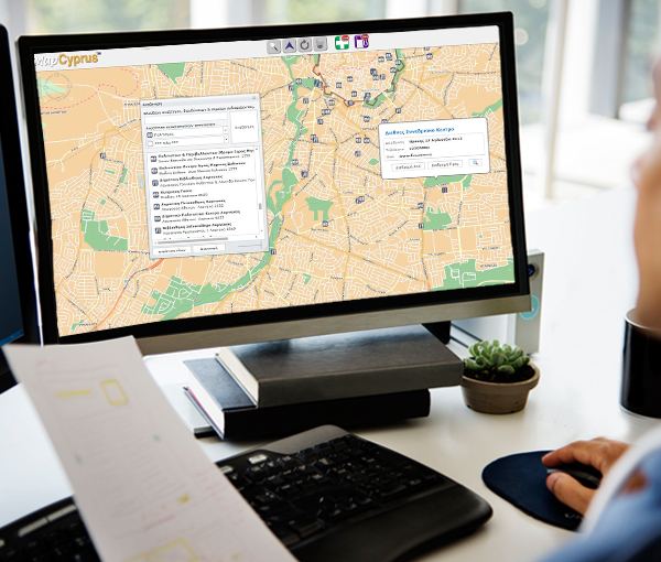 Selas Webmapping Services